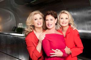 Tre donne in cerca di guai Iva Zanicchi, Barbara Bouchet, Corinne Clery