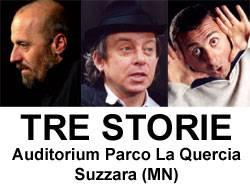 Tre Storie Suzzara, Auditorium Parco La Quercia