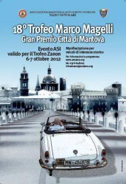 Trofeo Marco Magelli 2012 Gran Premio Città di Mantova Veicoli Storici