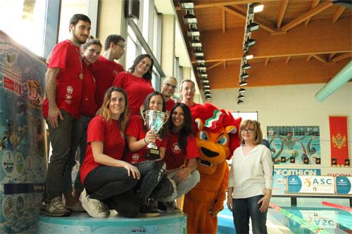Trofeo Master Nuoto Città di Mantova 2017 Sport Management