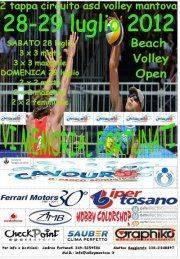 Trofeo Memorial Ugo Fortunati 2012 Beach Volley