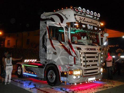 Truck Day 2013 San Giacomo Segnate (Mantova)