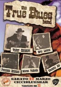 The True Blues Band, Ciccibluesbar di Viadana (Mantova)