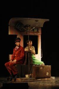 Un treno carico di filastrocche - Teatro San Giorgio Mantova