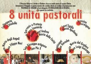 Le 8 Unità pastorali