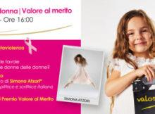 Simona Atzori Mantova Centro Commerciale La Favorita 2017