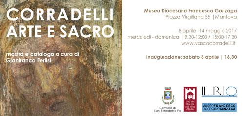 Mostra Vasco Corradelli Mantova 2017