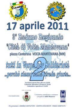 Vespa Raduno Volta Mantovana 2011