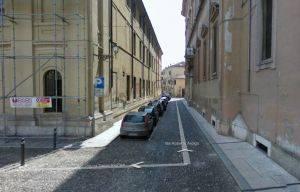 Via Ardigò Mantova