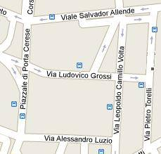 Via Volta e Via Grossi, Mantova