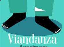 Viandanza Il cammino come educazione sentimentale di Luigi Nacci, copertina libro