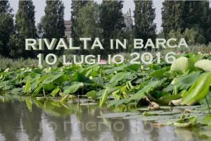 Video Rivalta in barca 2016 Valerio Salsi