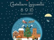 Villaggio di Natale 2017 Castellaro Lagusello (Mantova)