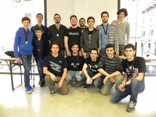 Vincitori Cube Day 2014 Mantova