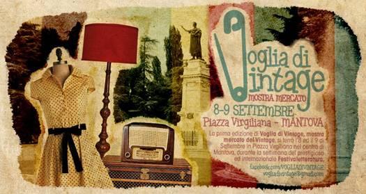 Voglia di Vintage Mantova 2012
