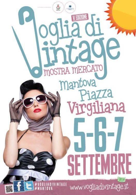 Voglia di Vintage Mantova 2014 settembre