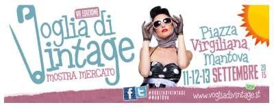 Voglia di Vintage Mantova 2015