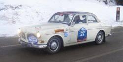 Volvo 122 Amazon del 1961 - Leonardo Fabbri e Sandra Inverardi
