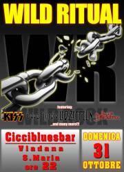 Concerto Wild Ritual Cicci Blues Bar Viadana (Mantova)