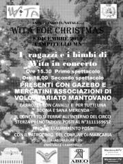 Wita For Christmas 2010 a Campitello (Mantova)