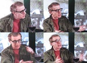 Woody Allen Cine Vino Mantova